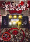 Six Feet Under - Live With Full Force 2DVD+CD