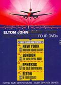 John Elton - Dream Ticket: Four Destinations 4DVD
