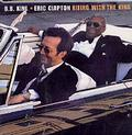 CLAPTON ERIC & B.B.KING: RIDING WITH THE KING - LP