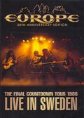 Europe - The Final Countdown Tour 1986: Live In Sweden