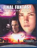 Final Fantasy: Esence života BLU-RAY