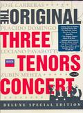 The Original Three Tenors Concert 2DVD Deluxe Edition