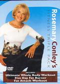 Rosemary Conley - Fitness Triple Pack 3DVD