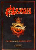 Saxon - To Hell And Back Again 2DVD