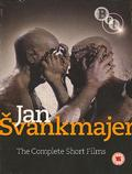 Jan Švankmajer - The Complete Short Films 3DVD