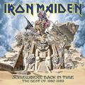 IRON MAIDEN: SOMEWHERE BACK IN TIME: BEST OF 1980-1989 (picture disc) - 2LP