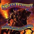 MOLLY HATCHET: FLIRTIN' WITH DISASTER LIVE - LP