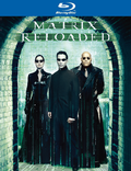 Matrix Reloaded BLU-RAY