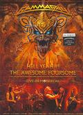 Gamma Ray - Hell Yeah !!! The Awesome Foursome: Live in Montreal 2DVD (+ bonus)