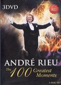 Rieu André - The 100 Greatest Moments 3DVD /DTS/