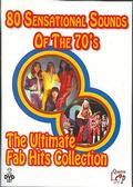 80 Sensational Sounds Of The 70's - The Ultimate Fab Hits Collection 2DVD