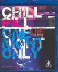 Chillpill Liveband I (A.Šeban, O.Rózsa...) - One Night Only BRD+2CD BLU-RAY