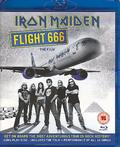 Iron Maiden - Flight 666: The Movie /DTS/ BLU-RAY