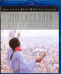 Hendrix Jimi - Live at Woodstock /DTS/ BLU-RAY