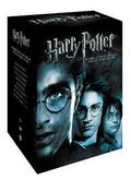 Harry Potter 1-7 komplet kolekce 16DVD BOX