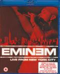 Eminem - Live From New York City BLU-RAY