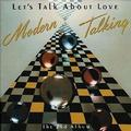 MODERN TALKING: LET'S TALK ABOUT LOVE - LP /bazár/