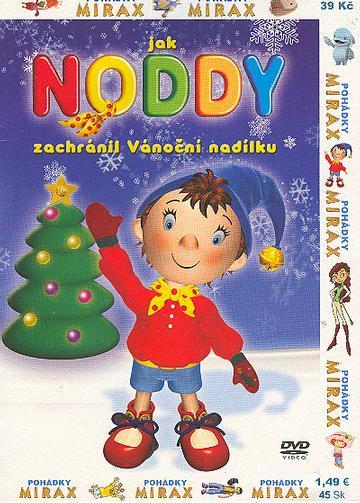 Jak Noddy zachránil Vánoční nadílku /Noddy Saves Xmas (2004)