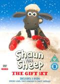 Shaun The Sheep: The Gift Set  3DVD