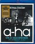 A-HA - Ending On A High Note: The Final Concert /DTS/ BLU-RAY