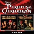 PIRATES OF THE CARIBBEAN 1+2 (SOUNDTRACK) (2CD)