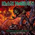 IRON MAIDEN - FROM FEAR TO ETERNITY: BEST OF 1990-2010 (PICTURE DISC) - 3LP