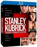 Kubrick Stanley: Visionary Filmmaker Collection 7BRD BLU-RAY