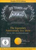 Axxis - 20 Years Of Axxis: The Legendary Anniversary Live Show 2DVD