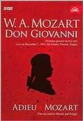 Mozart - Don Giovanni / Adieu Mozart (Prague National Orchestra) 2DVD