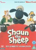 Shaun the Sheep  / Veselá farma - Complete Second Series 5DVD