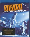 Nirvana - Live At The Paramount  BLU-RAY