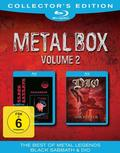 Metal Box, vol. 2 2BRD BLU-RAY