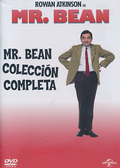Mr. Bean Remastered 1-4 kompletní kolekce (Import UK) 4DVD