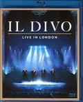 Il Divo - Live in London BLU-RAY