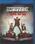 Scorpions - Get Your Sting And Blackout Live 2011 3D BLU-RAY