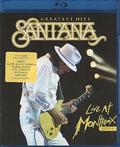 Santana - Greatest Hits: Live at Montreux 2011 BLU-RAY