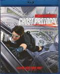 Mission: Impossible - Ghost Protocol BLU-RAY