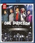 One Direction - Up All Night: The Live Tour BLU-RAY