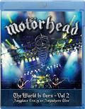 Motorhead - The World is Ours vol. 2 BLU-RAY