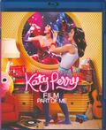 Perry Katy - The Movie: Part of Me BLU-RAY