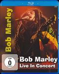 Marley Bob - Live In Concert BLU-RAY