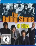 Rolling Stones - 17 clips BLU-RAY