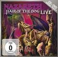 NAZARETH - HAIR OF THE DOG LIVE + DVD