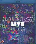 Coldplay - Live 2012 (+CD) BLU-RAY