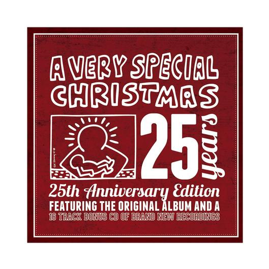 a very special christmas25th anniversary 2cd