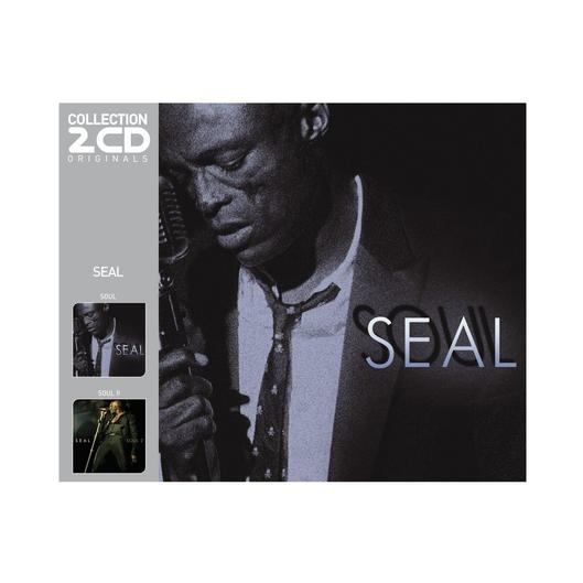 SEAL - SOUL / SOUL II (2CD)