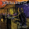 MEGADETH: THE SYSTEM HAS FAILED (180 GRAM) - LP