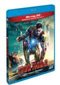 Iron Man 3 (2D+3D) BLU-RAY