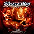 RHAPSODY OF FIRE: LIVE FROM CHAOS TO ETERNITY - 3LP