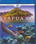 Papua: Secret Island of the Cannibals 2D+3D BLU-RAY